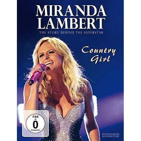 Miranda Lambert: Country Girl - Miranda Sings Halloween Show