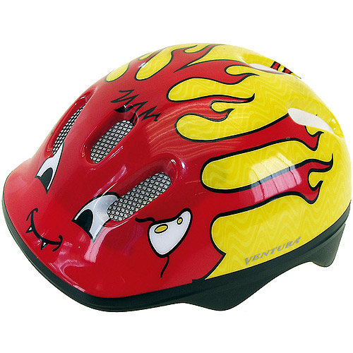 Ventura Little Devil Bike Helmet, Youth