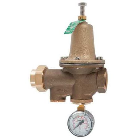 Watts 1 LF25AUB-GG-Z3 50 psi Water Pressure Reducing Valve