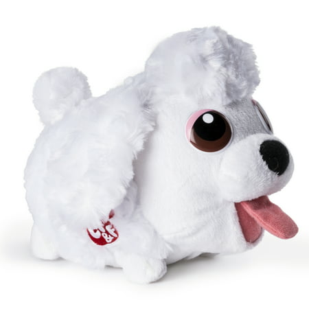 Chubby Puppies & Friends - Bumbling Puppies Plush - Poodle