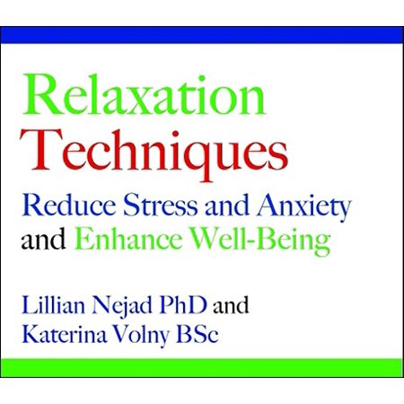 Relaxation Techniques : Reduce Stress and Anxiety and Enhance (Best Relaxation Techniques For Anxiety)