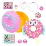 Pikmi Pops Doughmis, Surprise Pack, Jelly Pikmi Plush Toy & Surprises