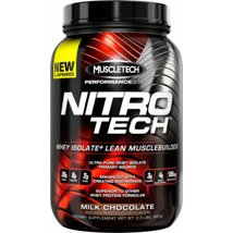 Protein & Meal Replacement: Nitro Tech