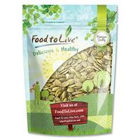 Food To Live Pepitas / Pumpkin Seeds (Raw, No Shell) (8 Ounces)