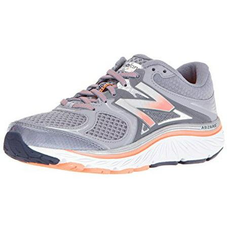 a87b17dae6496 New Balance - New Balance Women's w940v3 Running Shoe, Silver, 7 2E US -  Walmart.com
