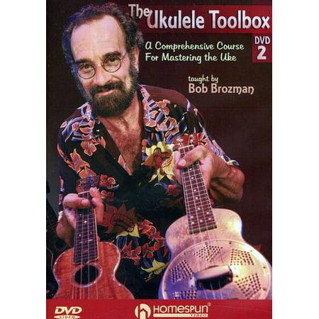 The Ukulele Toolbox 2 (DVD) (Tool Dvd)