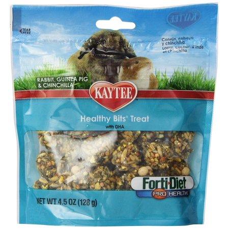 Kaytee Forti Diet Guinea Pig - Kaytee Forti-Diet Pro Health Healthy Bits Rabbit, Guinea Pig and Chinchilla Treat