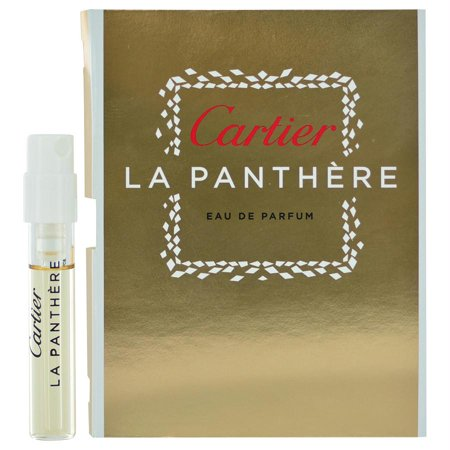 Cartier La Panthere By Cartier Eau De Parfum Spray Vial Cartier La Panthere By Cartier Eau De Parfum Spray Vial