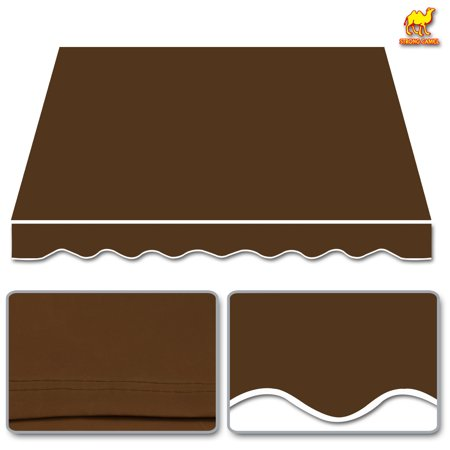 Strong Camel Replacement Canopy for 8' x 6.4' Manual Yard ...