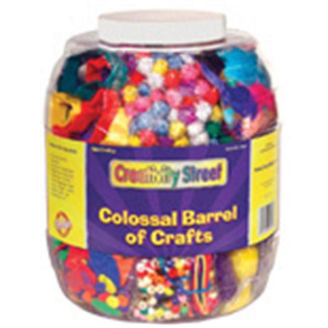 Chenille Kraft Company Ck-5602 Colossal Barrel Of Crafts