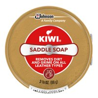 KIWI Leather Outdoor Saddle Soap 3.125 oz