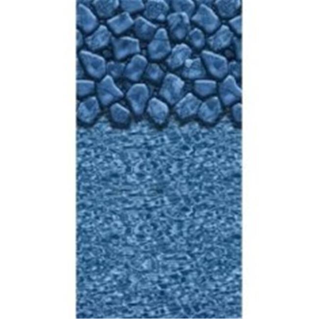 Blue Wave NL721-20 18' Round 20 GA.  Boulder Swirl Beaded Liner 52''