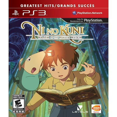 Ni no Kuni: Wrath of the White Witch - PlayStation