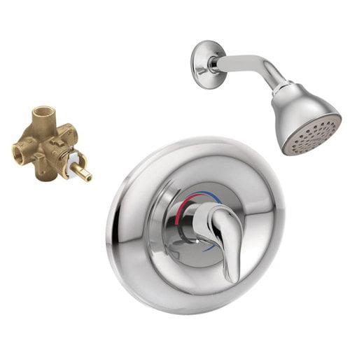 Moen Ksch-p-tl2368epcr Chateau Shower Faucet, Chrome