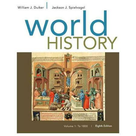 World History  To 1800