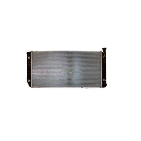 K2500 Suburban Radiator (Replacement Radiator For C1500 C3500 K2500 K3500 C2500 K1500 C1500)
