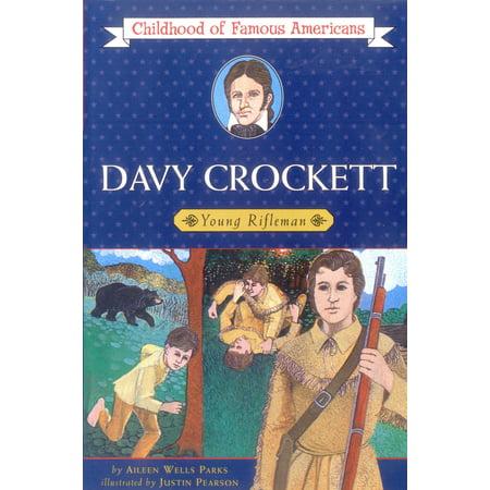 Davy Crockett : Young (Davy Crockett Bear)