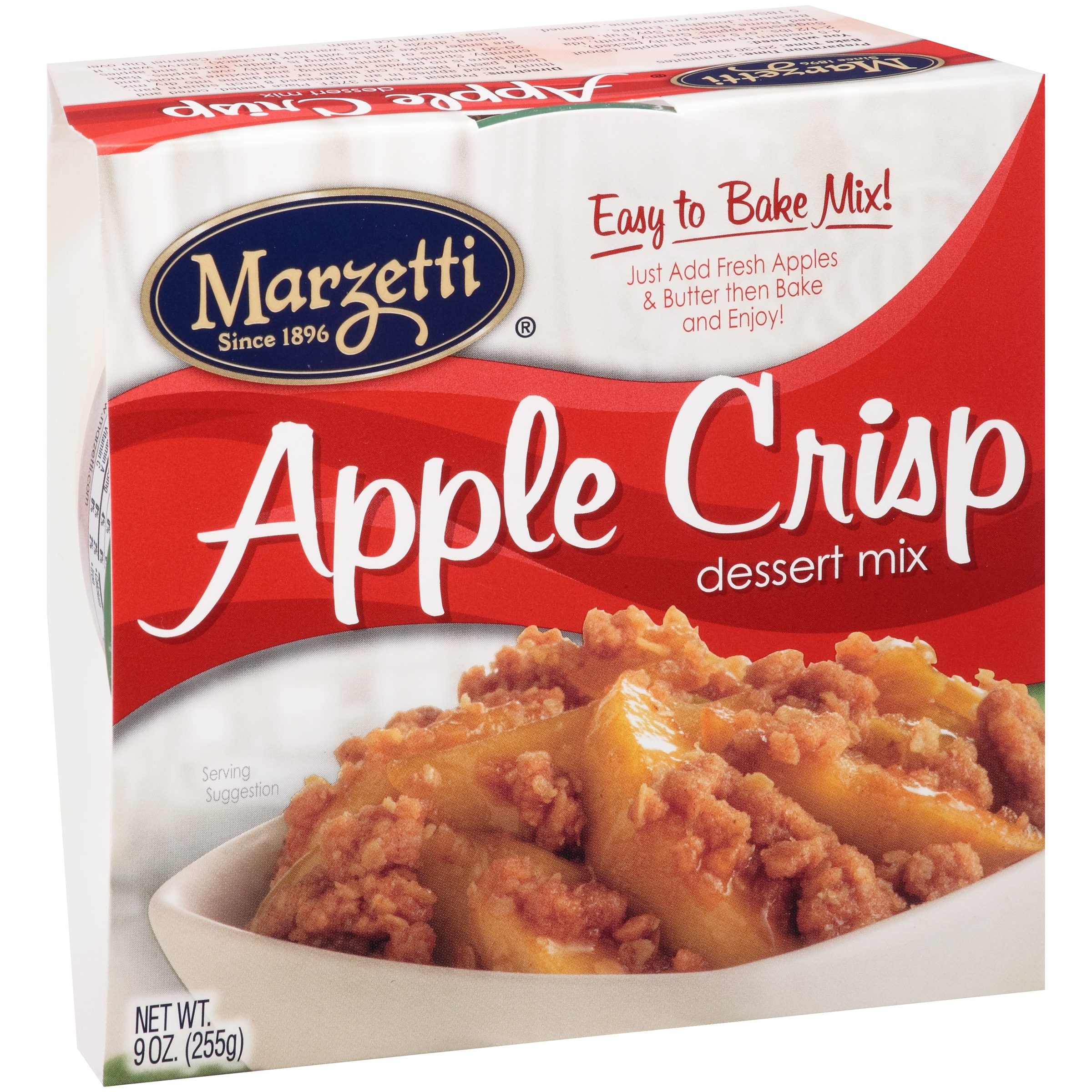 Marzetti® Apple Crisp Dessert Mix 9 oz. Sleeve