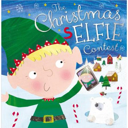 Story Book the Christmas Selfie Contest for $<!---->