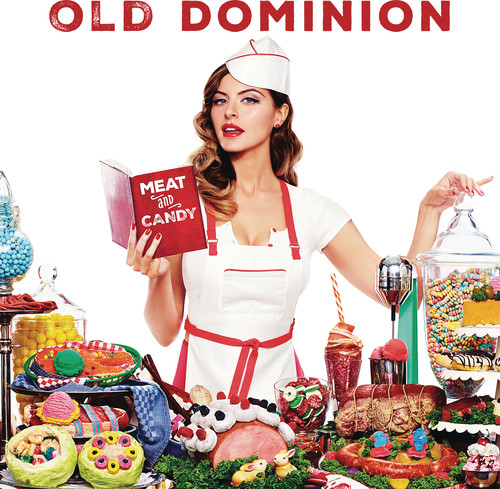 Old Dominion - Meat and Candy (CD)