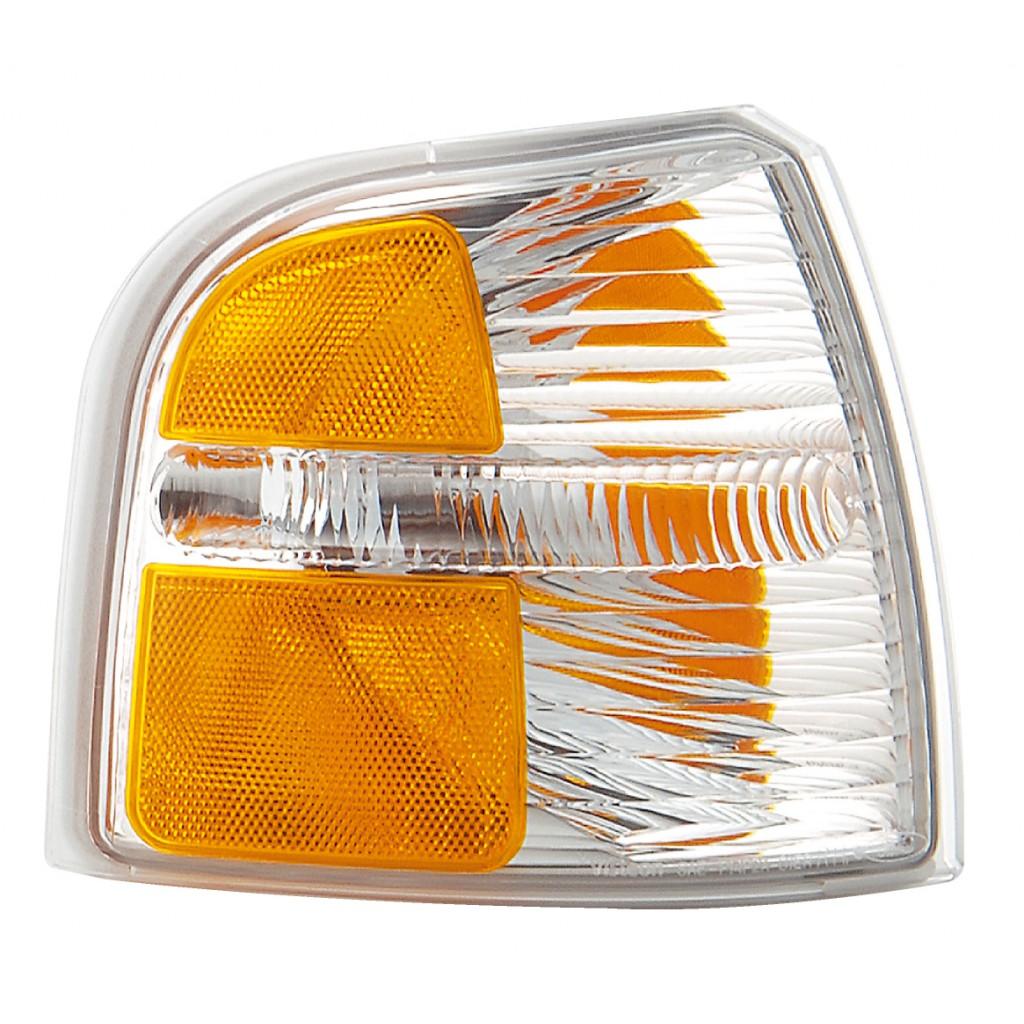 For Ford Explorer 3//4//04-2005 Parking Signal Light Assembly Unit Passenger Side DOT Certified FO2521181N