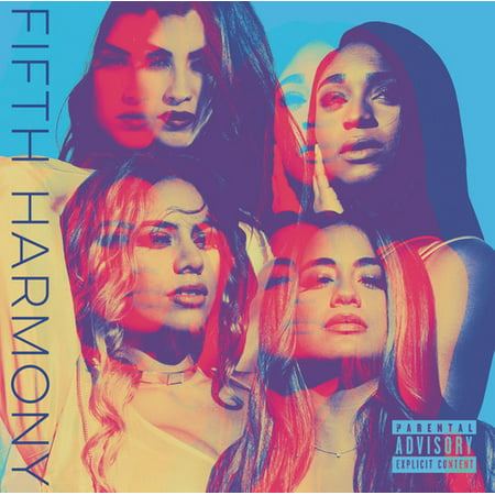 Fifth Harmony (Explicit) (CD)](Fifth Harmony Halloween 2017)