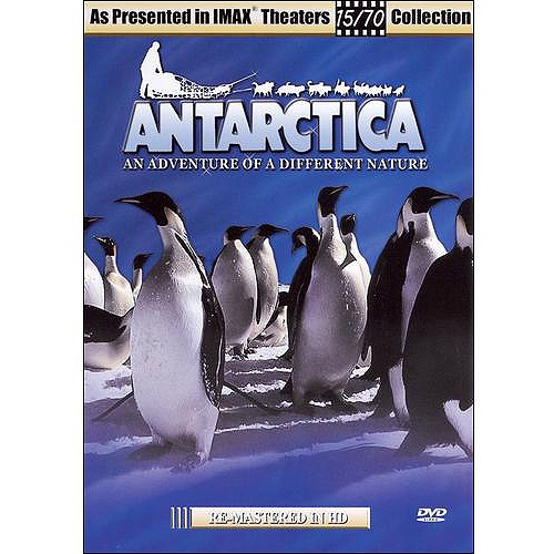 Antarctica: An Adventure of a Different Nature by