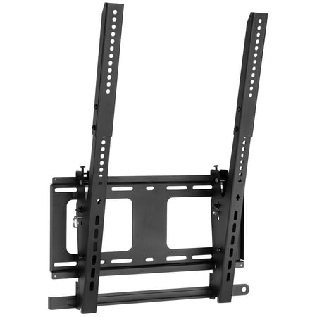 55' Joined Board (Mount-It! Vertical Portrait TV Wall Mount, Vertical-Orientation Menu Wall Board Mount, Tilting, Anti-Theft and Lockable, Fits Most 40
