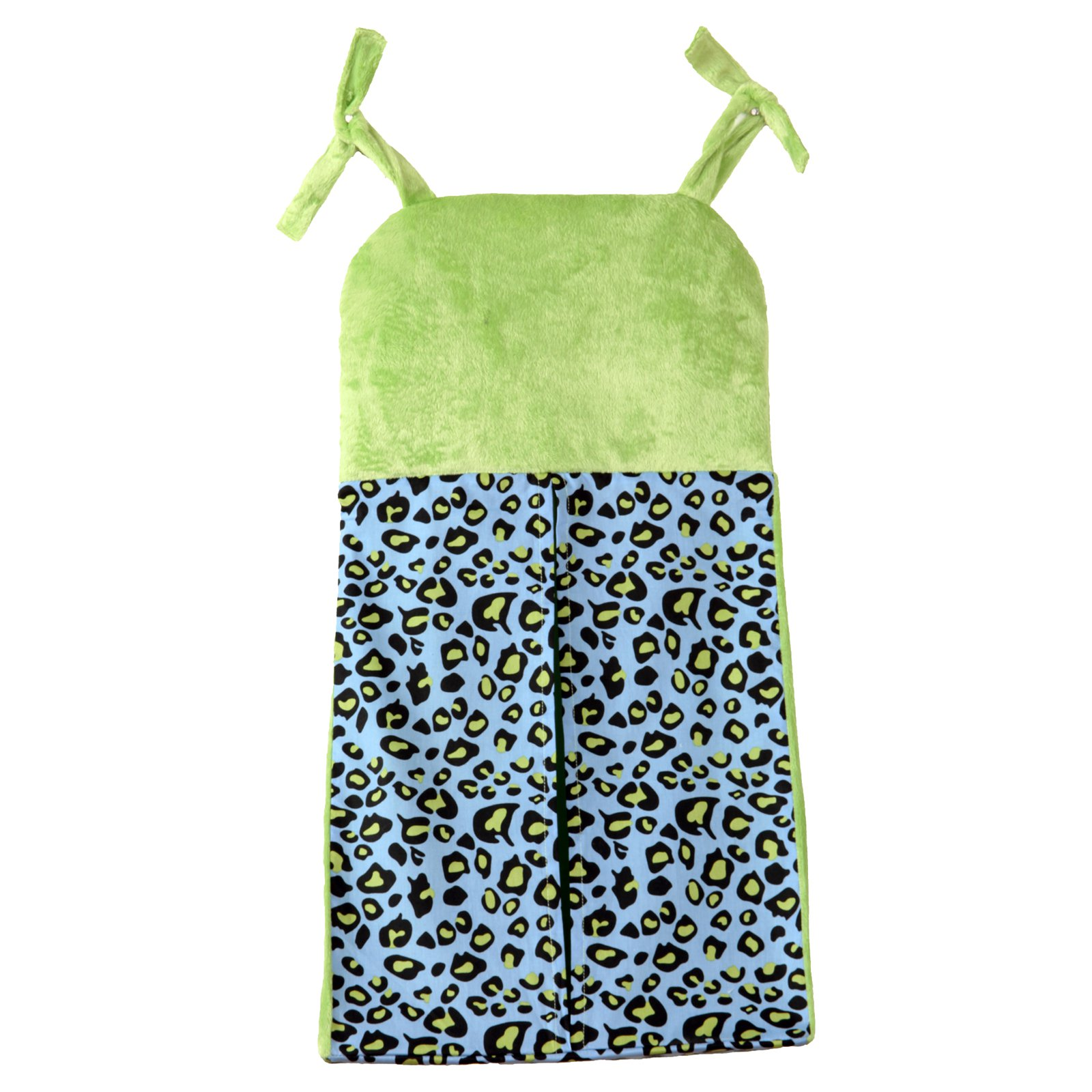 One Grace Place Jazzie Jungle Boy Diaper Stacker by One Grace Place