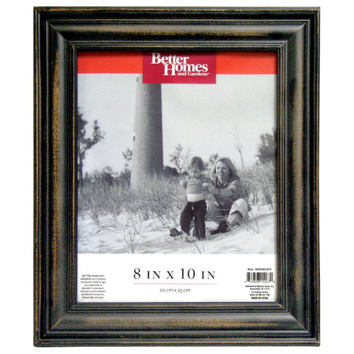 Better Homes and Gardens Distressed Wood Picture Frame