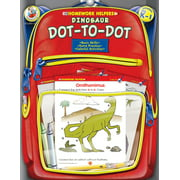 Dinosaur Dot-to-Dot, Grades PK 1 by