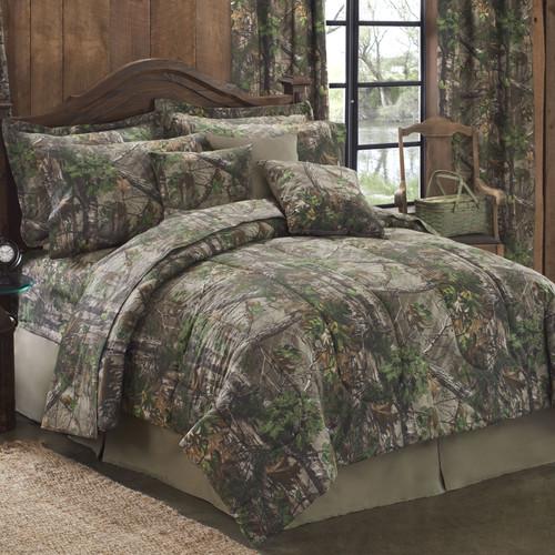 Browning Realtree Bedding Xtra Green Comforter Set