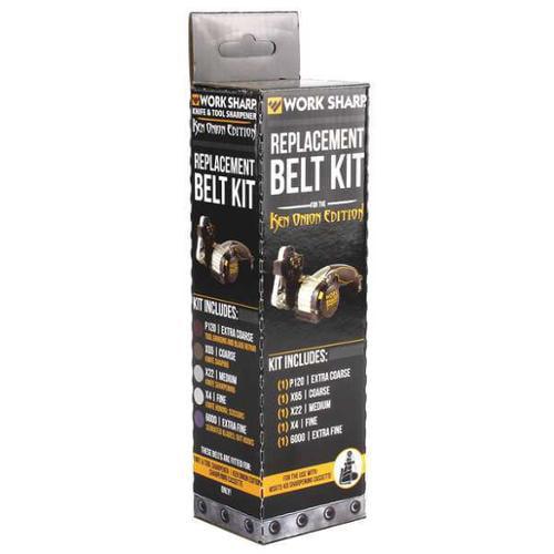 WORK SHARP WSSAKO81113 Belt Accessory Kit,Work Sharp G2088670