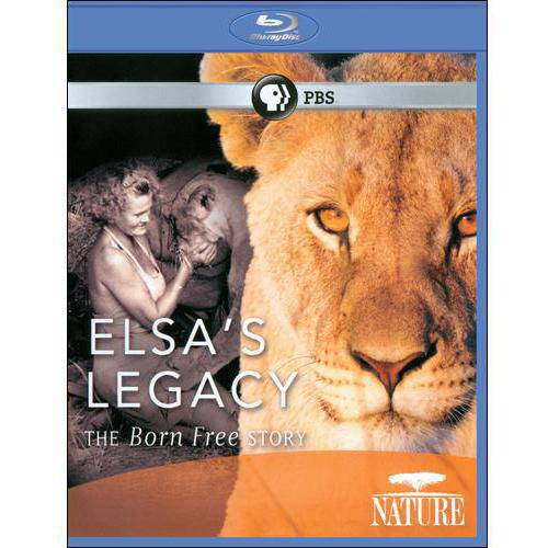 Nature: Elsa's Legacy - The Born Free Story (Blu-ray) (Widescreen)