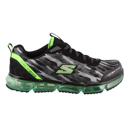 Custom Air Jordan Shoes - Boy's Skechers, Skech Air Mega Sneakers
