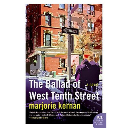 The Ballad of West Tenth Street - eBook