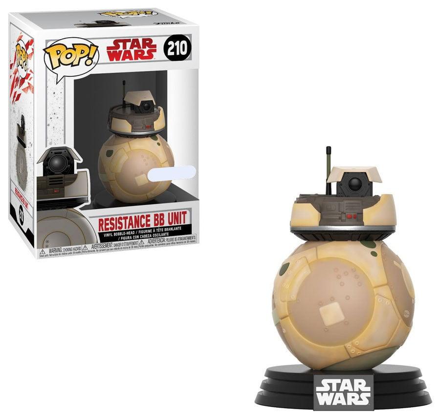 Funko Star Wars Resistance BB Unit Vinyl Bobble Head [210]