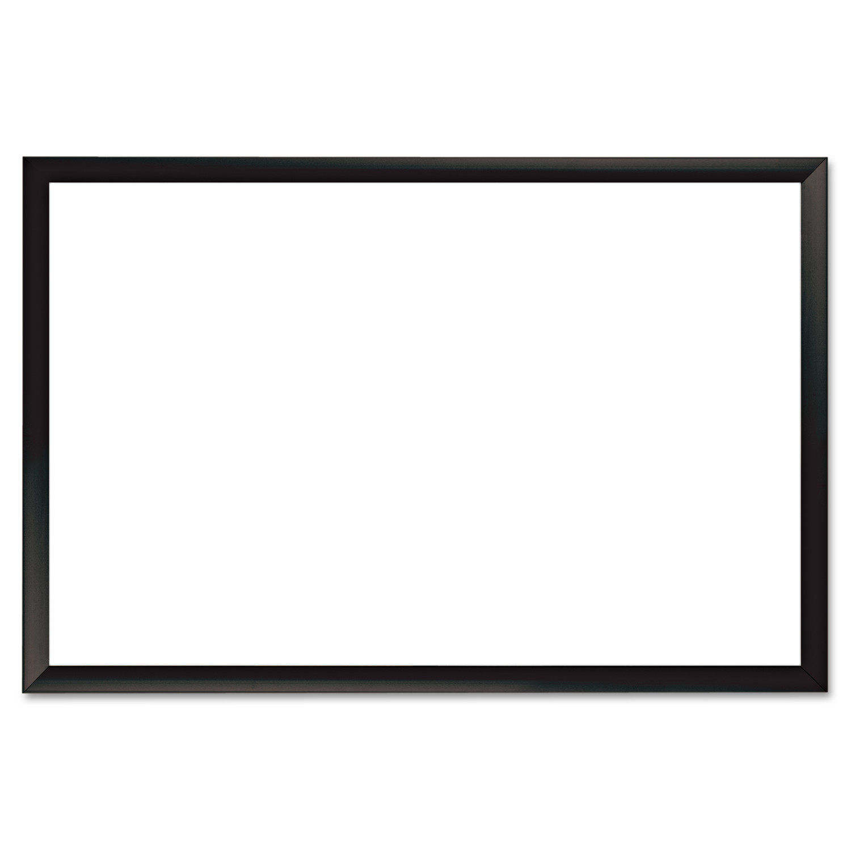 Framed Dry Erase Board Board Dudes Magnetic Dry Erase Board Aluminum Frame 36 X 24