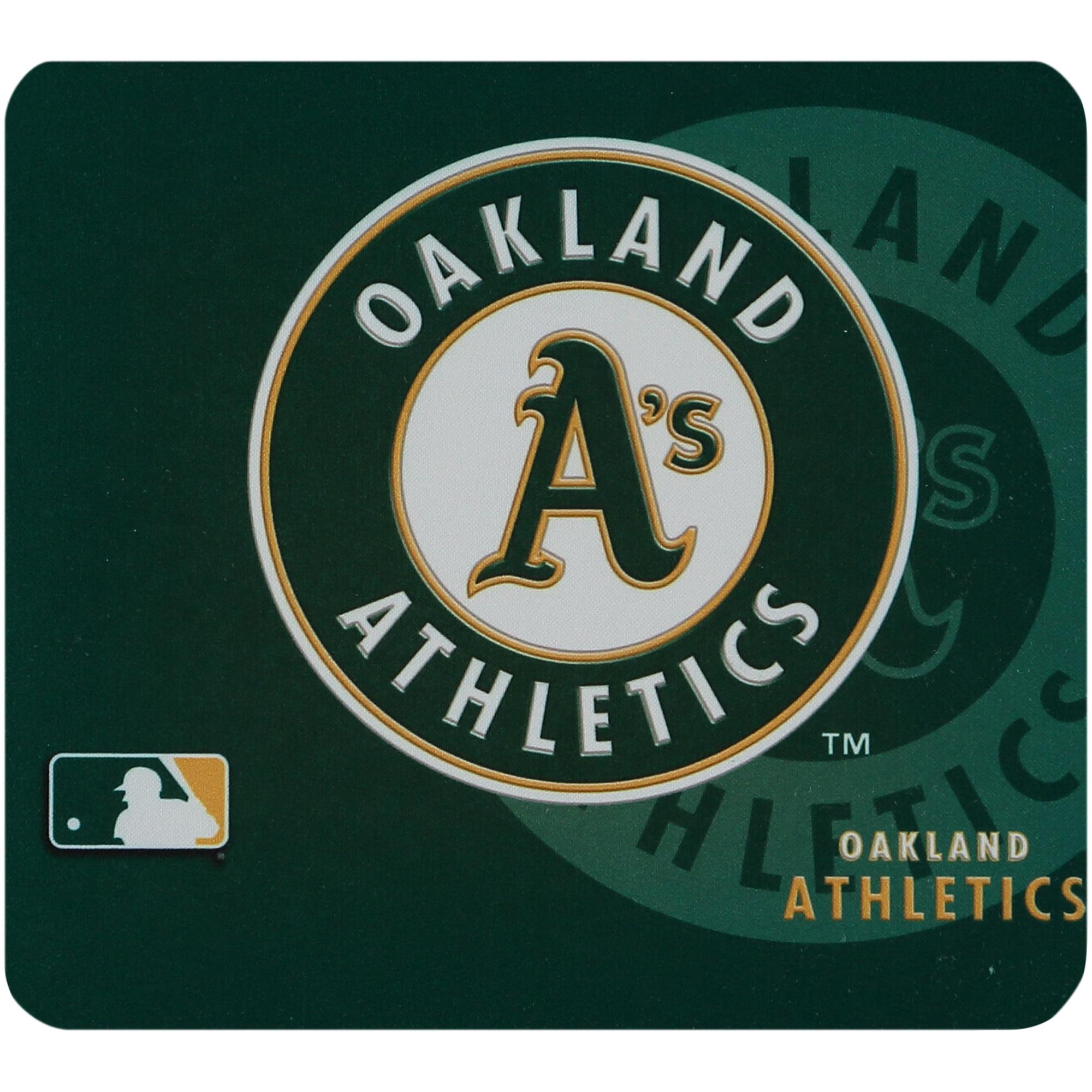 Oakland Athletics 3D Mouse Pad - No Size