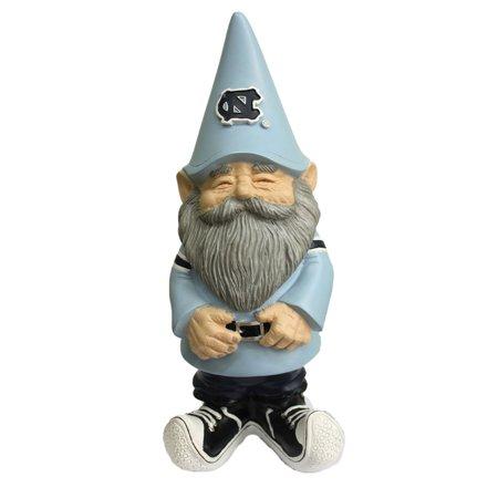 University of North Carolina Tarheels Garden Gnome