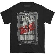 Lady Gaga Men's Final Show Roseland T-shirt Small Black