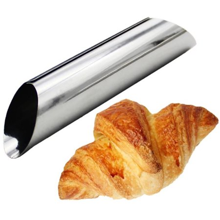 Stretchrite Non Roll (Dessert Non Stick Danish Bread Cannoli Croissant Mold Bake Tubes Decor Puff Cone)