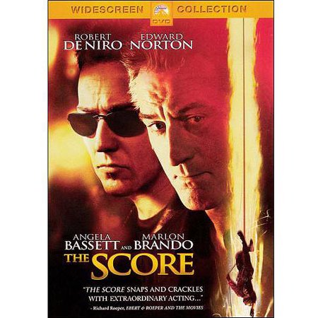 Score [dvd]ws/dolby Digital[eng 5.1 Surround/eng Dolby Surround/french Dolb (paramount Home Video)
