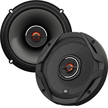 "FACTORY SERVICED JBL GX602 360W MAX 120W RMS 6.5"" 2-Way GX Series Coaxial Car Loudspeakers"