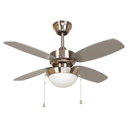 Yosemite Home Decor ASHLEY 36 in. Indoor Ceiling Fan with Light ()