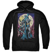 Batman DC Comics Catwoman Paint The Town Red Adult Pull-Over Hoodie