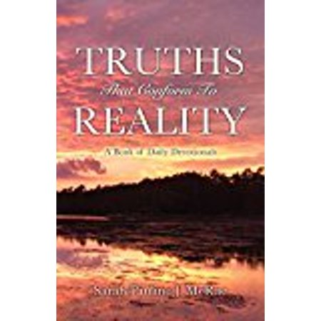 Truths That Conform To Reality