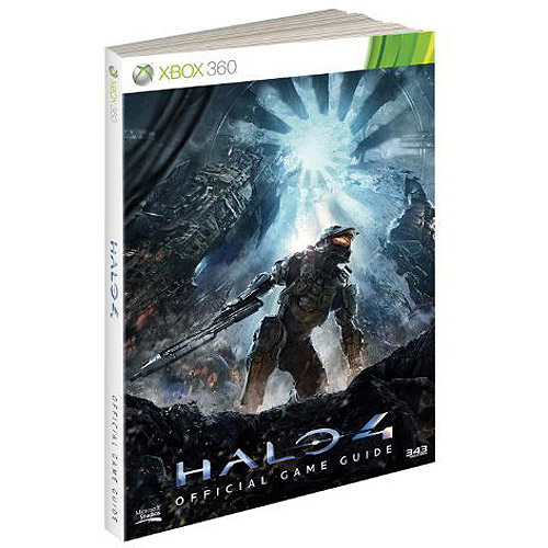 Halo 4 Prima Official Game Guide Paperback Nov 06, 2012 Hodgson, David and Major League Gaming