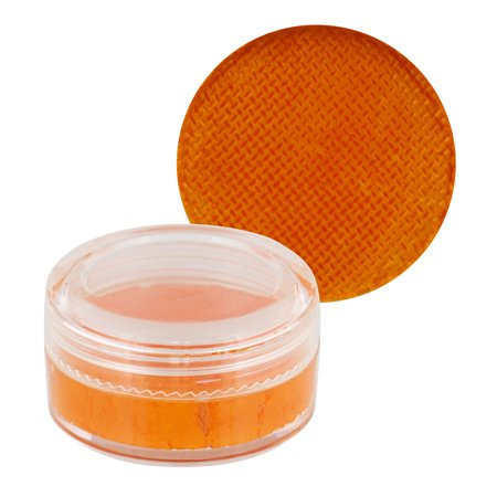 Custom Body Art 10ml Orange FACE PAINT Painting Makeup](Simple Face Painting)