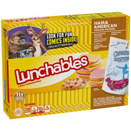 Oscar Mayer Lunchables besides Ham and cheese loaf oscar mayer together with Oscar Mayer Deli Fresh Black Forest Ham moreover Lunch  bos Lunchables 275 additionally Kraft Lunchables Nutrition Facts. on oscar mayer lunchables ham and american